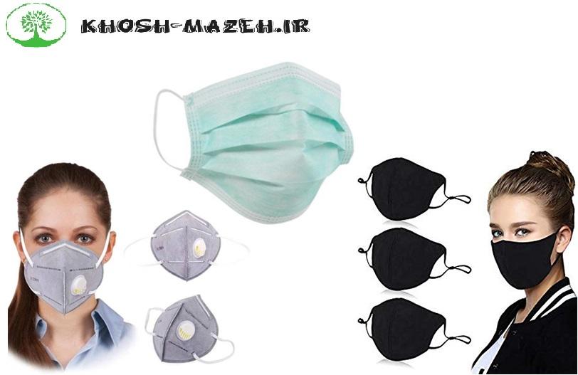 خرید ماسک سه لایه