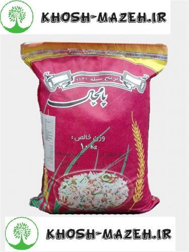 خرید برنج هندی چابک