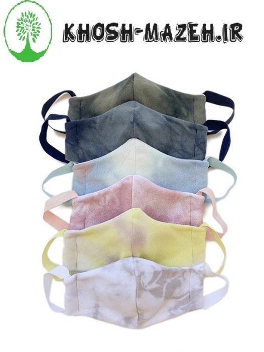 قیمت ماسک پارچه ای