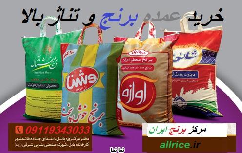 قیمت برنج هندی و پاکستانی
