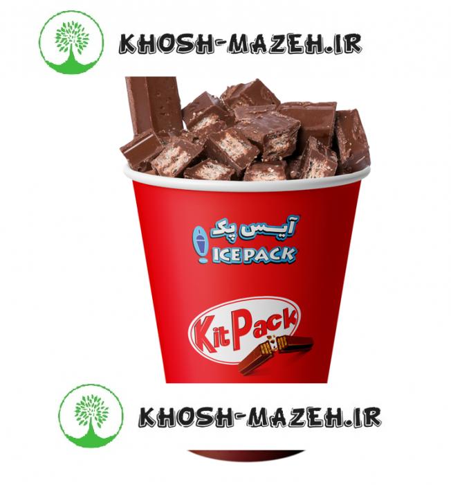 فروش بستنی آیس پک